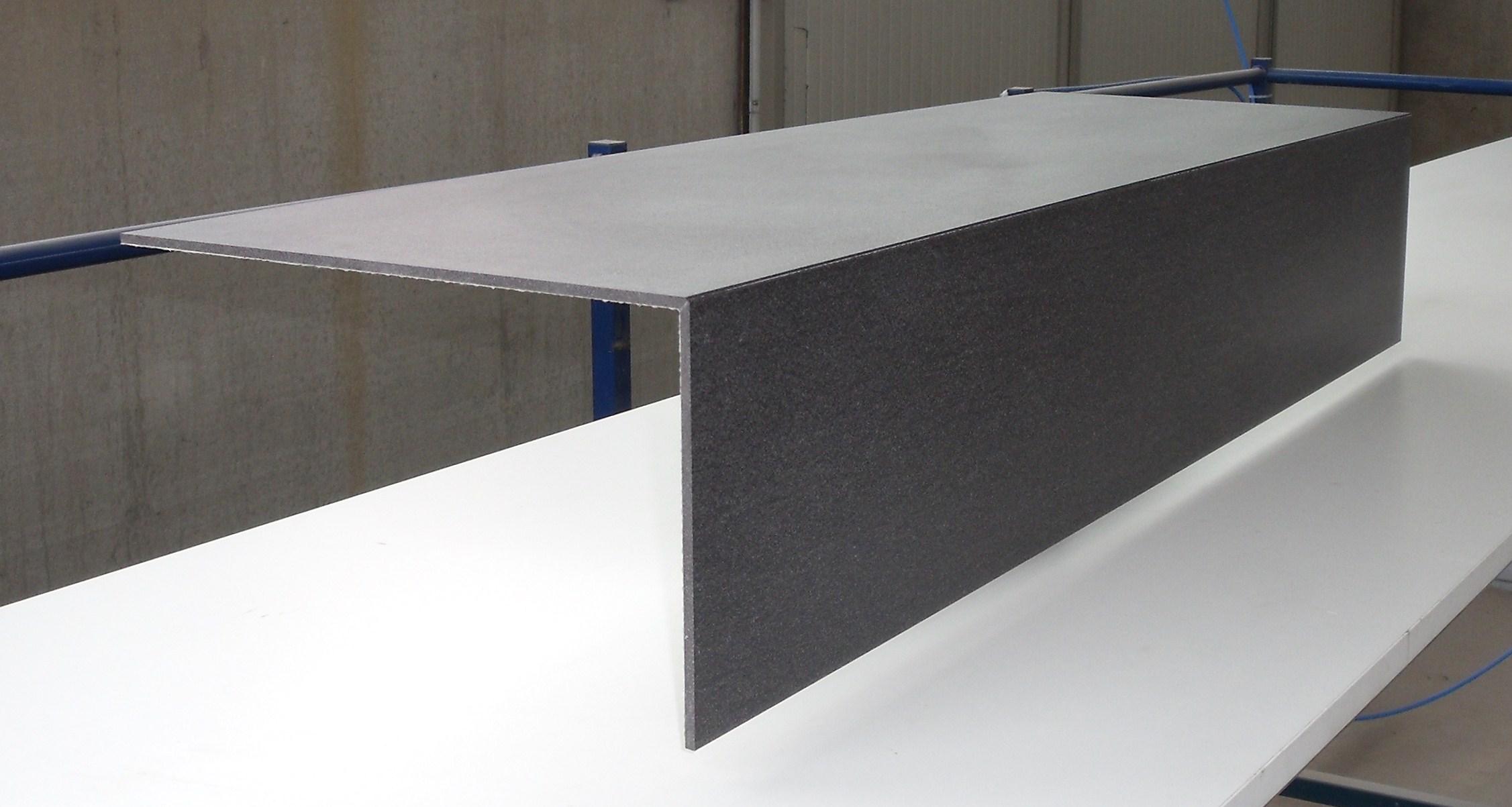 Gradini in gres porcellanato laminato giorgio ilari - Gradini in cemento per esterno ...