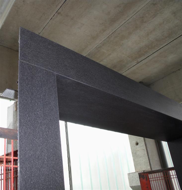 Imbotti finestre porte porte ascensori in gres laminato - Imbotti in alluminio per finestre ...