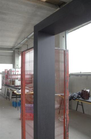 Imbotti finestre porte porte ascensori in gres laminato giorgio ilari - Imbotti in alluminio per finestre ...