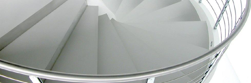 Scale realizzate con gradini in gres laminato giorgio ilari for Gradini in gres